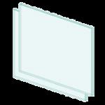 Gewoon dubbel vensterglas