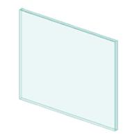 Enkelvoudig vensterglas