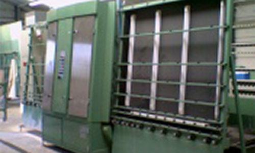 Horizontale & verticale wasmachine